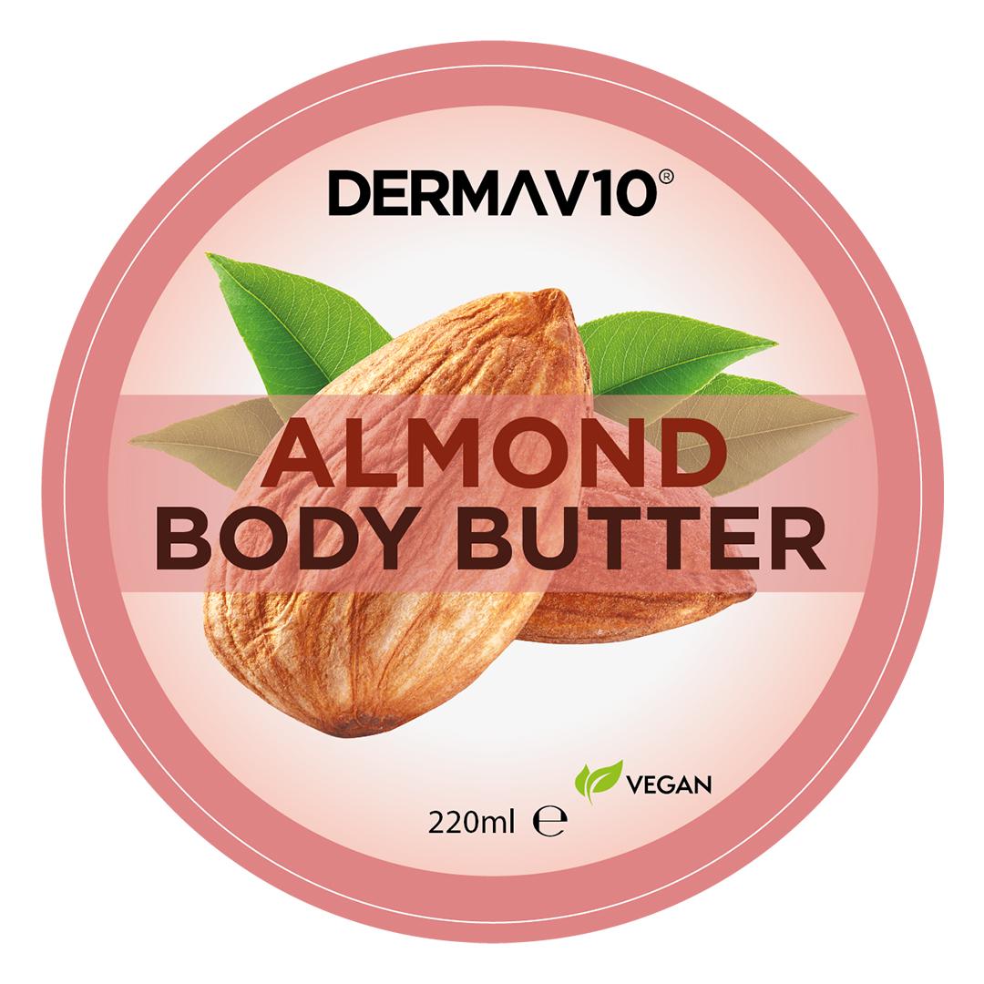 Body Butter Almond