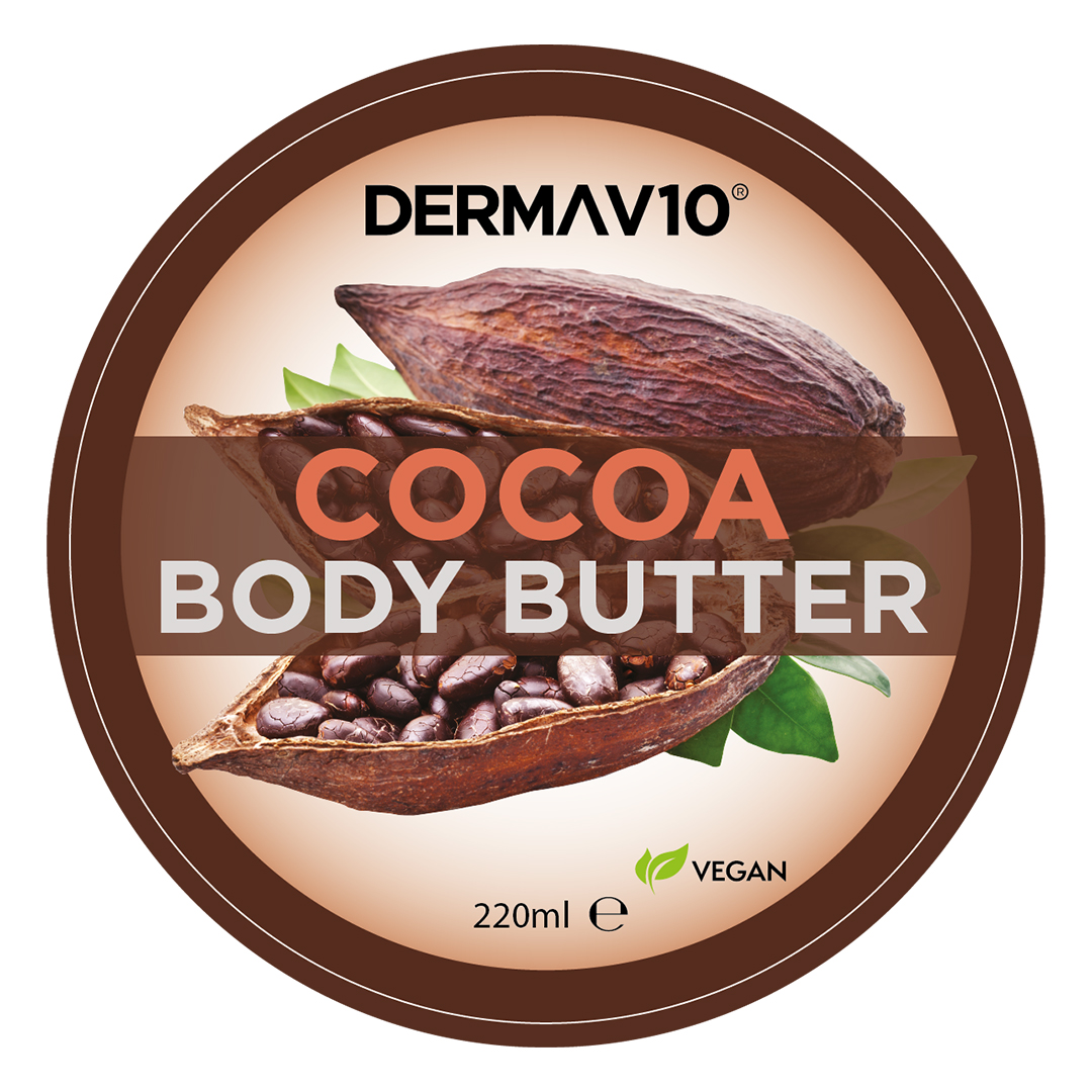 Body Butter Cocoa