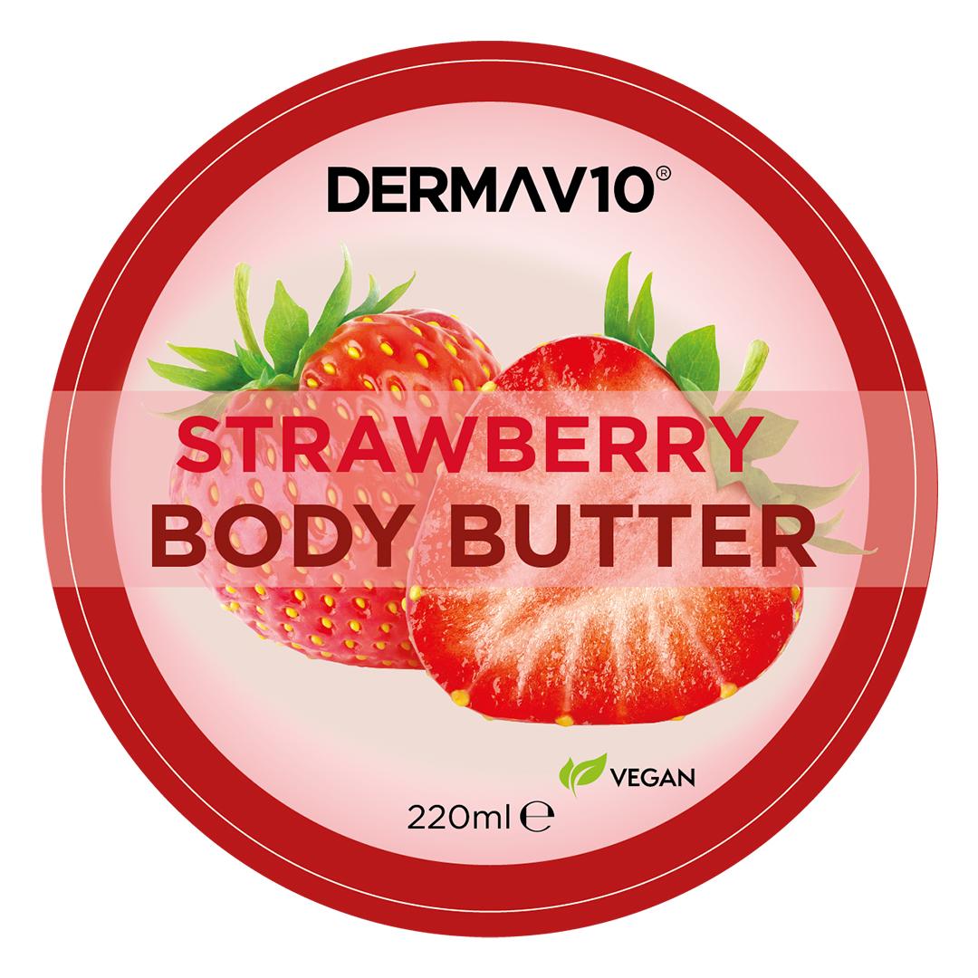 Body Butter Strawberry